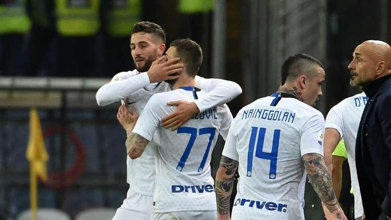 Doppietta di Gagliardini. Goal