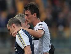 Il Parma perde di nuovo Inglese