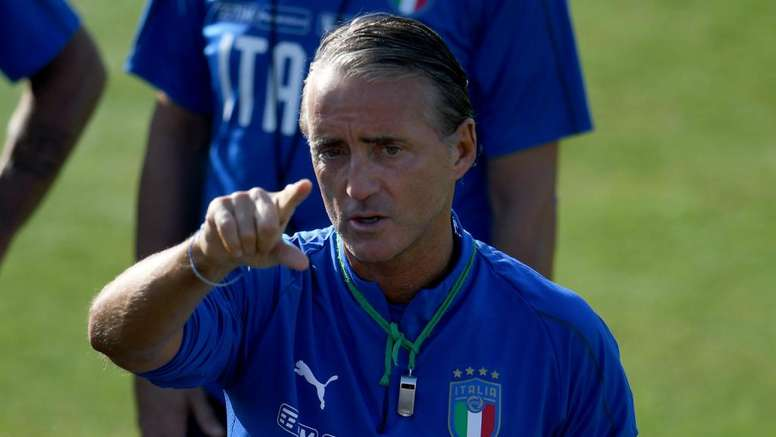 Mancini hopes the Nations League can have a positive impact. GOAL