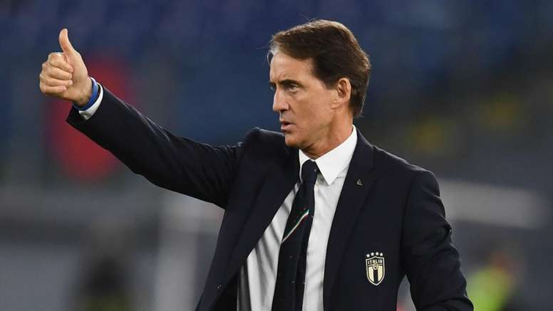 Mancini: Italy have closed the gap. GOAL