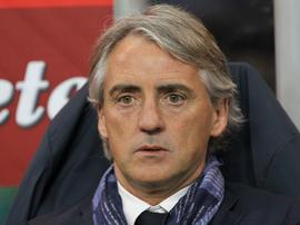Mancini pose sa candidature. Goal