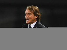 Mancini praises Ramos as Italy face 'strong' Spain in Nations League