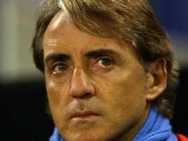 Mancini: Italy ahead of schedule. Goal