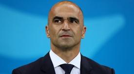 Martínez vira 'psicólogo' da Bélgica.Goal
