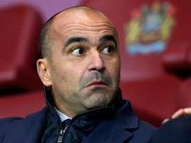 Martínez quer que a Bélgica melhore.Goal