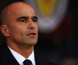 Roberto Martinez prolonge avec la sélection belge. GOAL