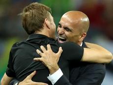 Roberto Martinez est fier de ses joueurs. Goal