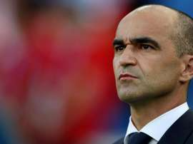 Martinez, impossible. Goal
