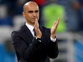 Roberto Martinez guided Belgium to a third place finish at the World Cup. GOAL
