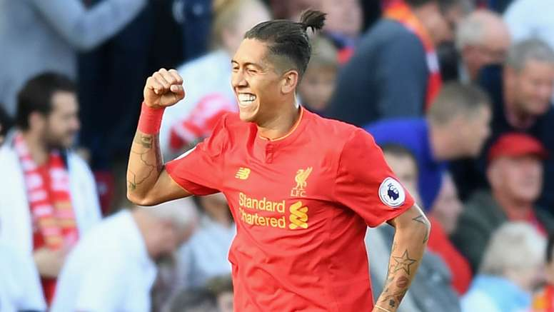 Roberto Firmino believes he will stay at Liverpool for years to come. Goal