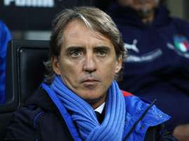 Roberto Mancini is wary of complacency among his players. GOAL