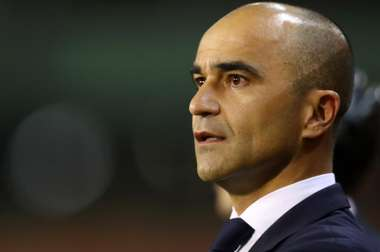 Martinez laments loss of control by Belgium.