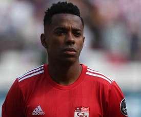 Robinho se serait engagé avec les Turcs. Goal