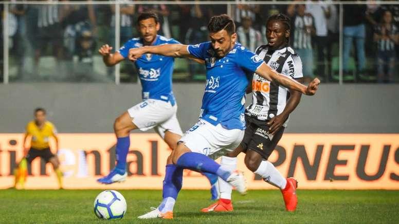 Prováveis escalações de Atlético-MG e Cruzeiro. Goal