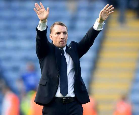 Rodgers' Leicester side are back in Europa League contention. Goal