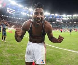 Rodinei Flamengo Fluminense Carioca 07052017