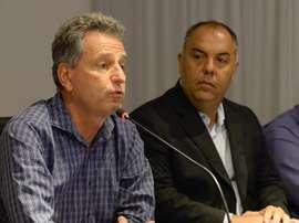 Landim explica projeto de 'sócios' do Real Madrid que vai ser implementado no Flamengo. Goal