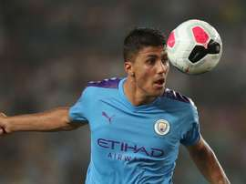 Guardiola's high hopes for Rodri. Goal