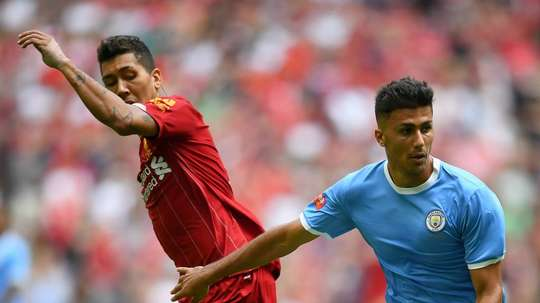 Rodri says Liverpool are the best team he has faced. GOAL
