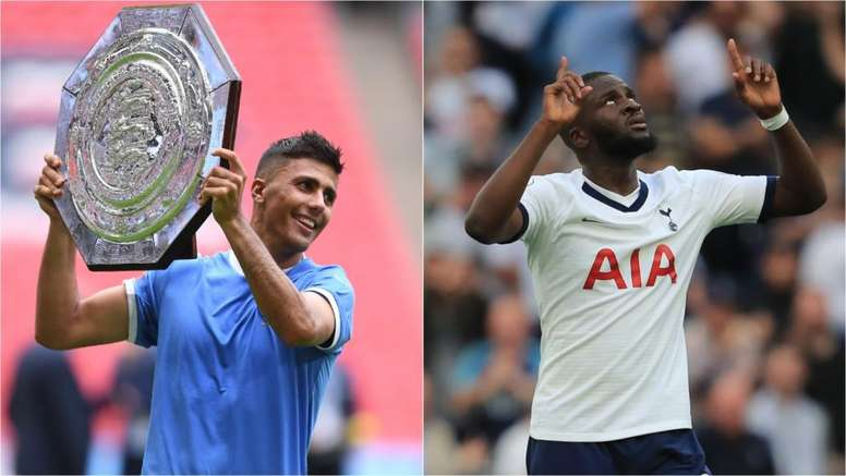 Biggest new arrivals to go head-to-head for Man City v Spurs. GOAL