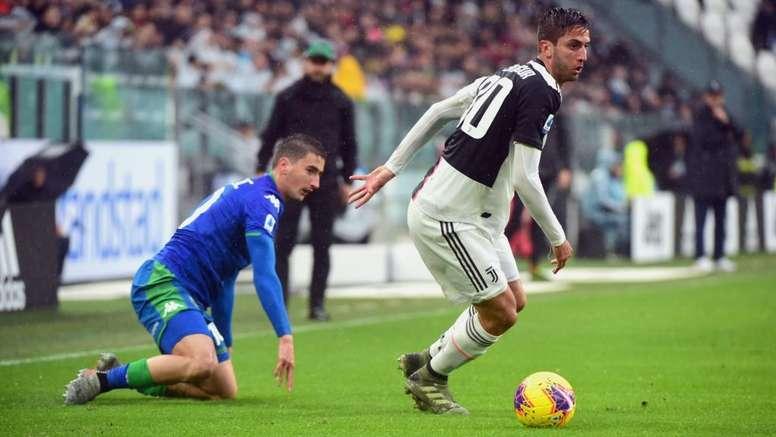 Bentancur infortunato contro la Lazio. Goal