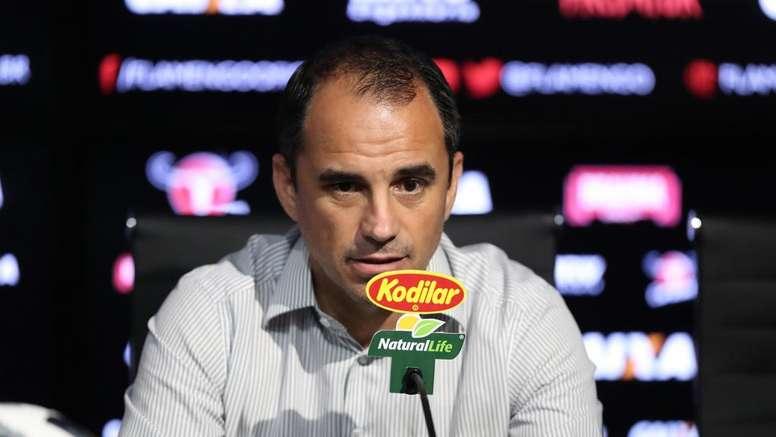 Com futuro incerto no Intern, Rodrigo Caetano aparece como opção no São Paulo. EFE