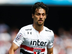 Rodrigo Caio Sao Paulo. Goal