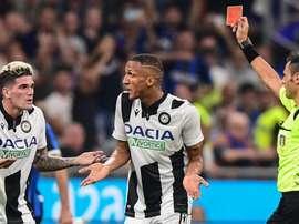 Squalificati Serie A: tre giornate a De Paul dopo Inter-Udinese. Goal