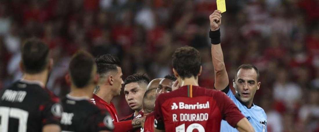 Inter: empate contra o River foi um novo 'batismo de sangue' na Libertadores
