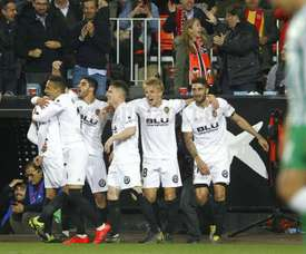Rodrigo proud to mark Valencia centenary with Copa final.