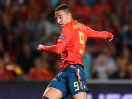Rodrigo está na mira do Atlético. Goal