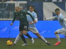 Il Derby va al Bologna. Goal