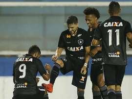 Botafogo vence a primeira em 2018, Santos bate a Ponte no final e Galo é derrotado
