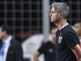Atlético-MG demite Rodrigo Santana após sofrer goleada