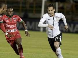 O 'Timão' quer seguir em frente na Copa Sul-Americana. Goal
