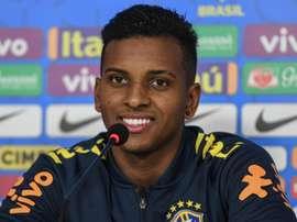 Rodrygo não quer ser o novo Cristiano Ronaldo. 'Goal'