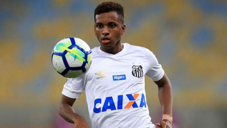 Rodrygo completed his official signing to Real Madrid today. GOAL