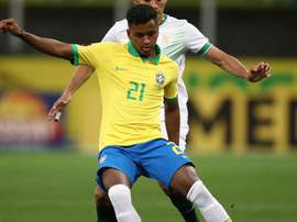 Rodrygo: I don't want to be the new Neymar. AFP