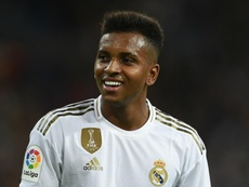 Brazil coach Tite says Rodrygo is a role model for many youngsters. GOAL