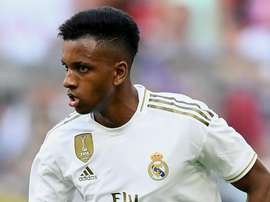 Rodrygo Real Madrid