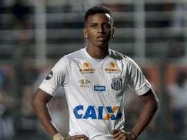 Rodrygo Santos Palmeiras Brasileirao Serie A. Goal