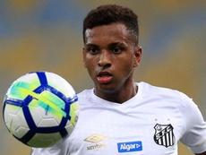 Rodrygo está no time das revelações valiosas do Santos. Goal