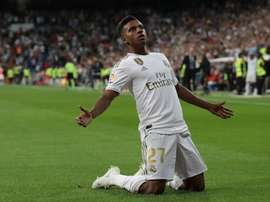 Rodrygo estreia como titular na Champions. Goal