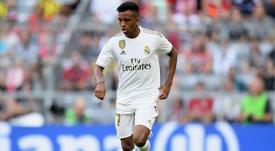 Rodrygo dismisses Ronaldo comparisons after debut goal for Real Madrid.