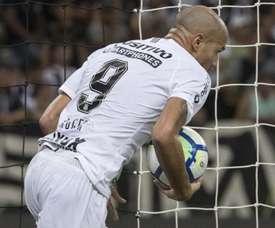 Roger Ceara Corinthians Brasileirao Serie A. Goal