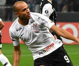 Roger Corinthians Colo Colo Copa Libertadores. Goal