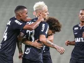 R.Guedes desabafa após decidir para o Galo. Goal
