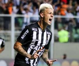 Palmeiras quer 10 milhões de euros por Róger Guedes. Goal