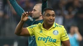 Roger vê participação sua em título brasileiro do Palmeiras