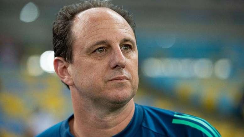 Rogério Ceni cita ausência da torcida para explicar momento ruim do Flamengo. EFE